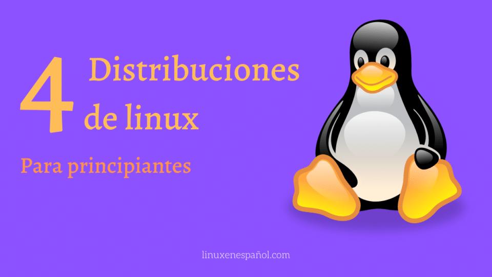 4 distribuciones no basadas en Ubuntu aptas para principiantes