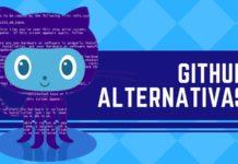 Alternativas de github