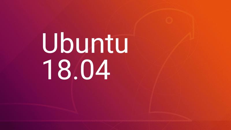 Una instalación limpia de Ubuntu 18 04 con Unity desde mini ISO
