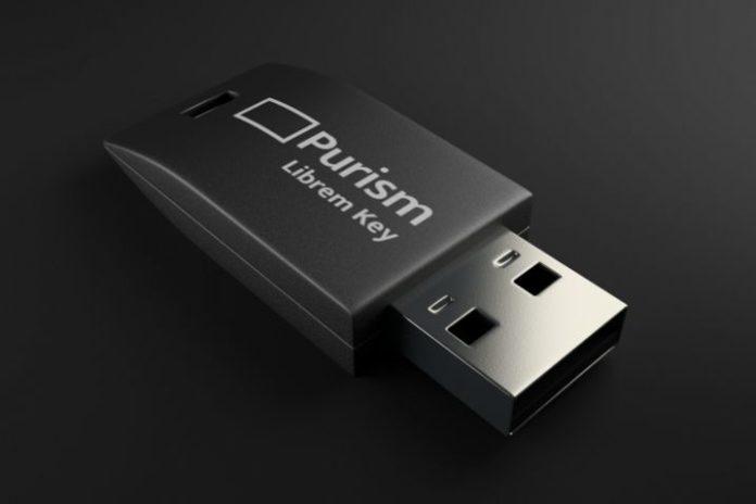 Librem key