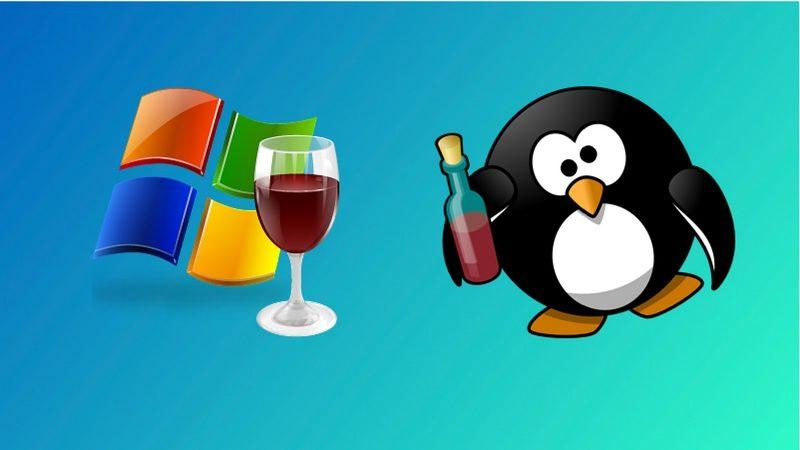 DXVK wine linux
