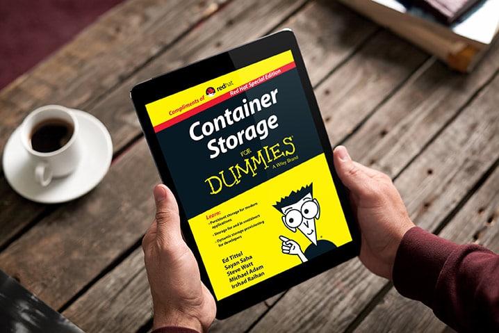 """Descárgate el ebook gratuito """"Contenedores para Dummies"""""""