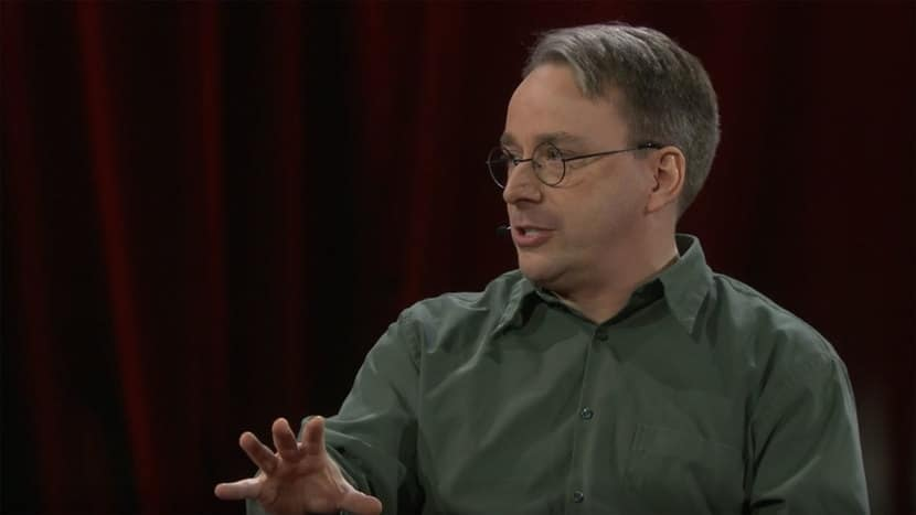 linus torvalds con