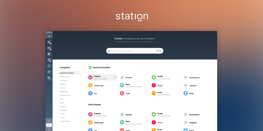 Station Linux