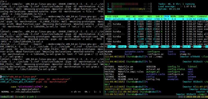 eternal terminal linux