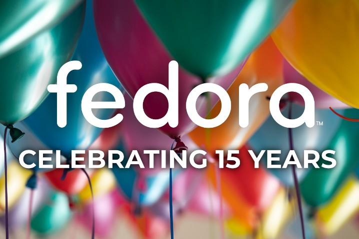 Fedora cumple 15 años