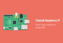 raspberry pi punto de acceso wifi