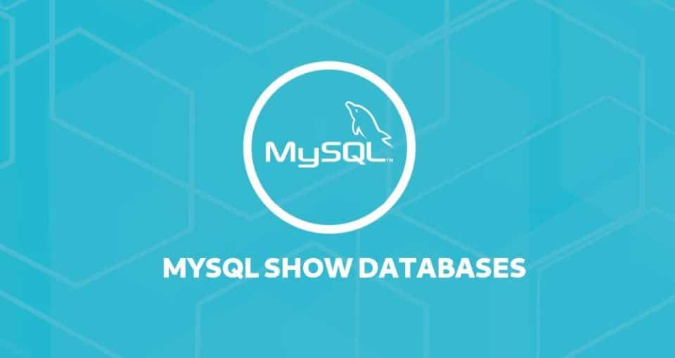 bases de datos en MySQL