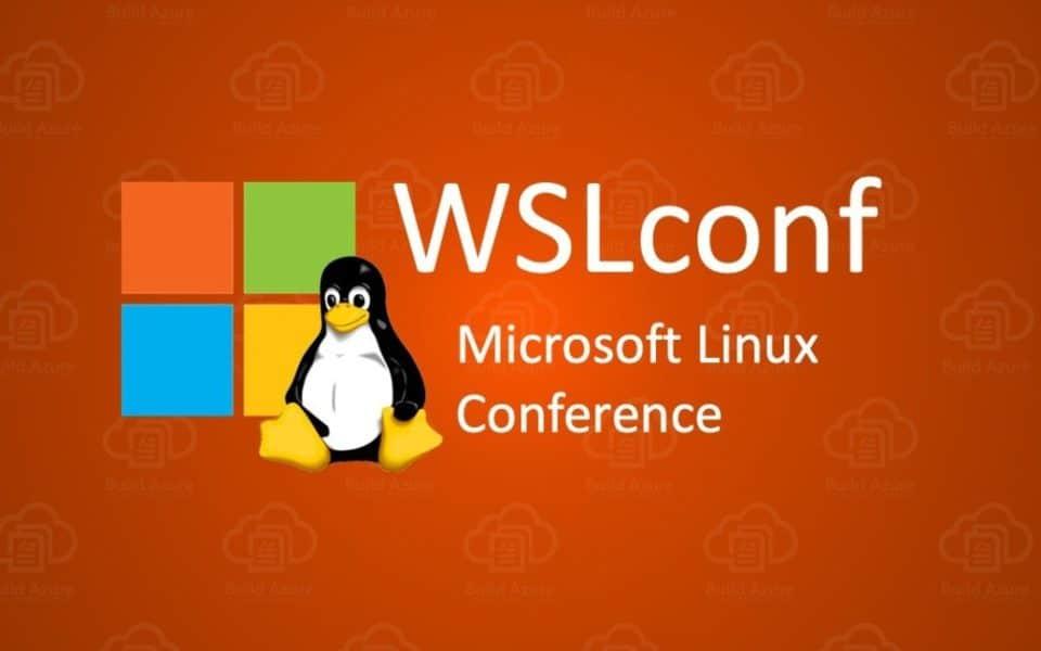 Primera conferencia de Microsoft Linux en marzo de 2020