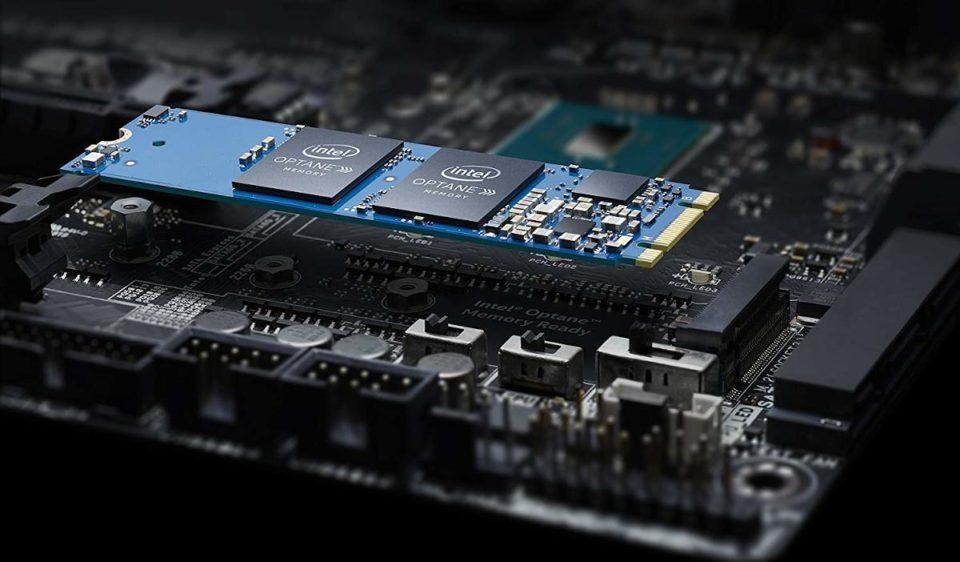 SSD Intel Optane