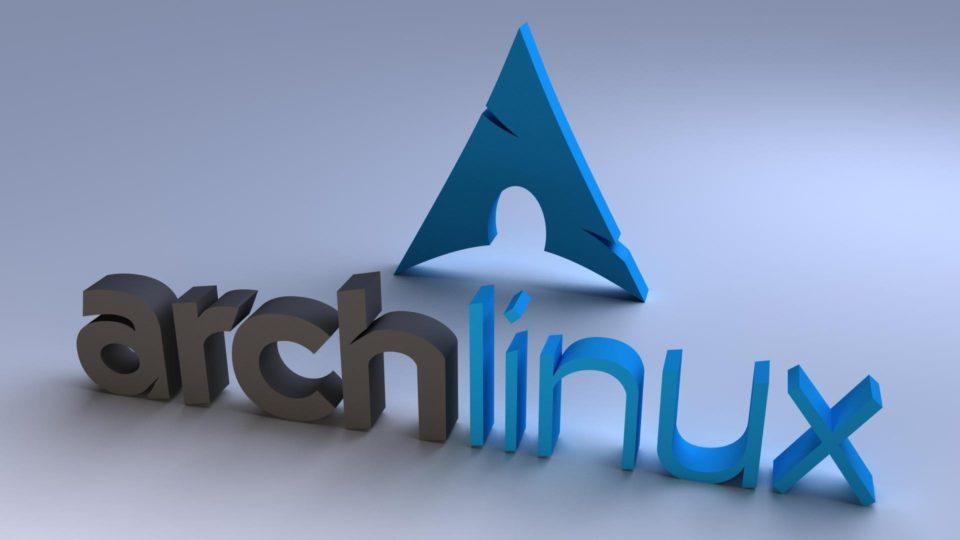 Levente Polyak - Arch Linux