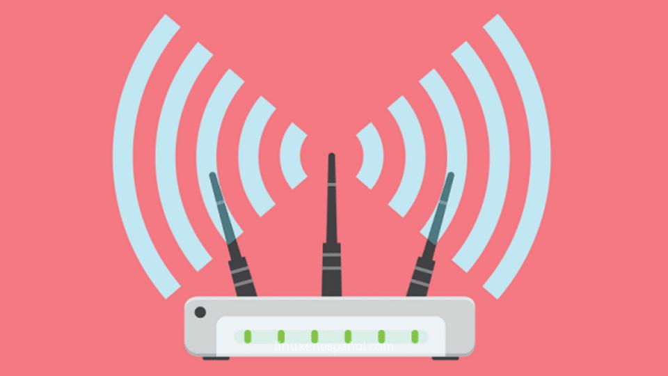 redes WiFi disponibles terminal