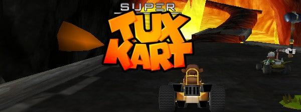 El juego de carreras Supertuxkart pública su versión final 1.2