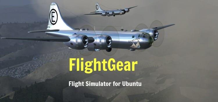 FlightGear, el simulador de vuelo Open Source pública su versión 2020.1
