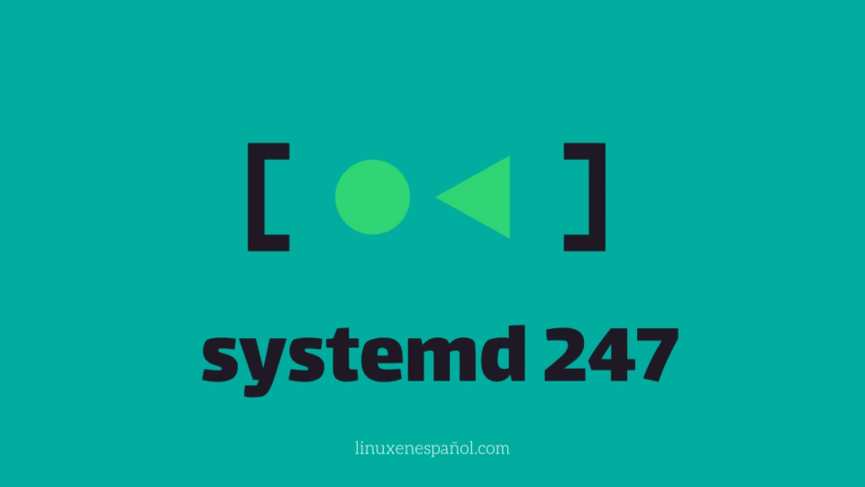 Systemd 247