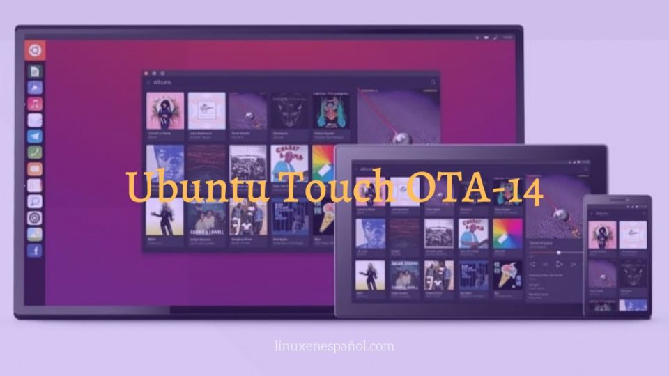 Ubuntu Touch OTA-14
