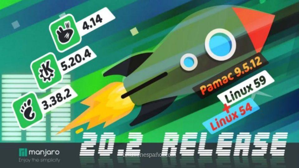 Manjaro Linux 20.2