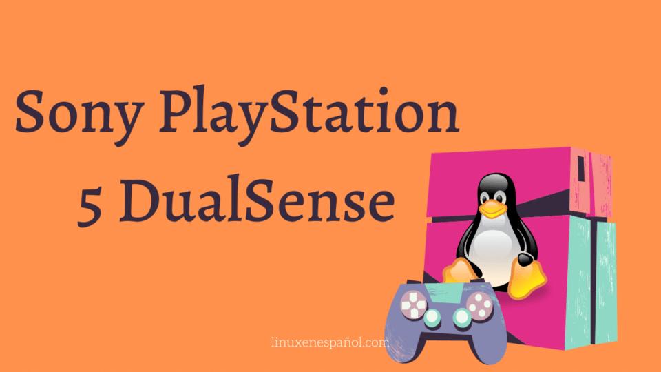 Sony PlayStation 5 DualSense linux