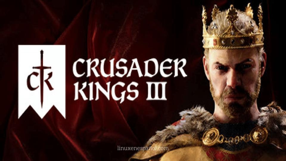 Crusader Kings III: Juego disponible para Linux